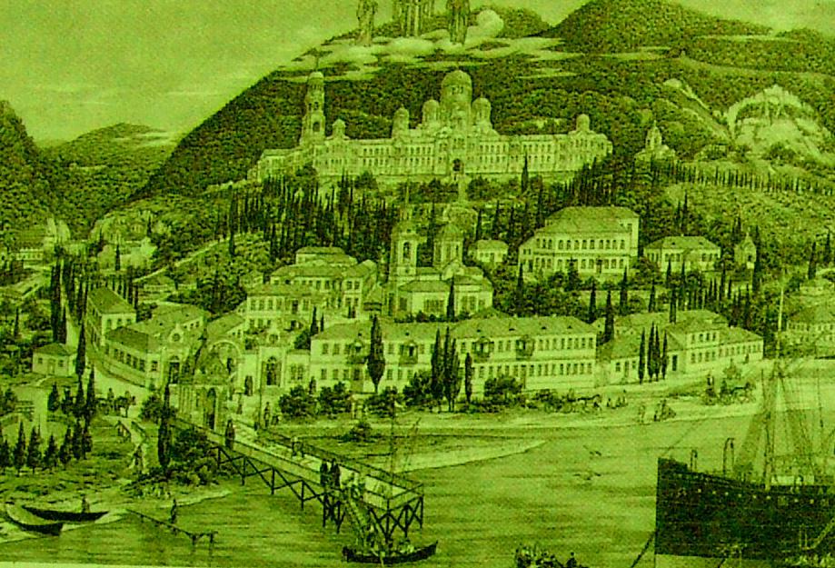 новый афон абхазия монастырь официальный сайт