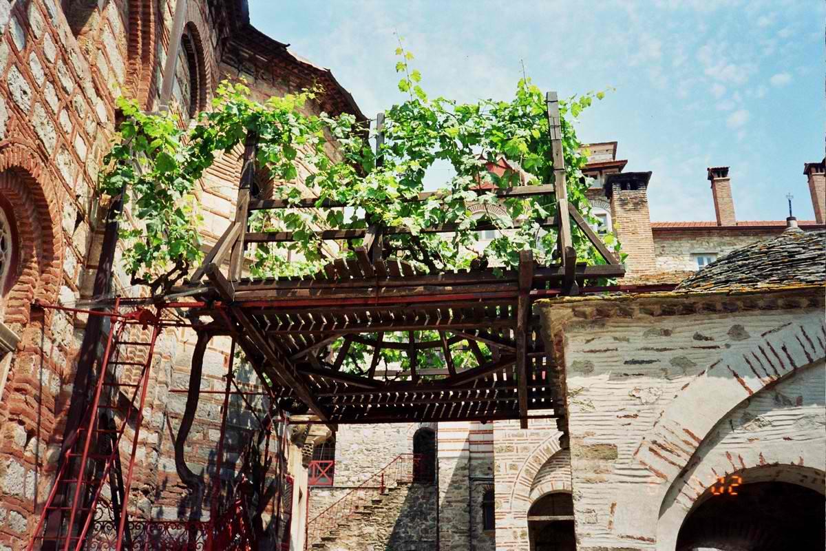 Виллы фото в греции