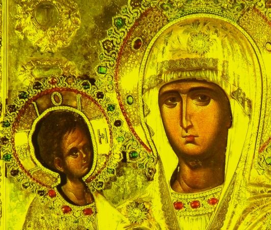 Молитвы какую к какой иконе